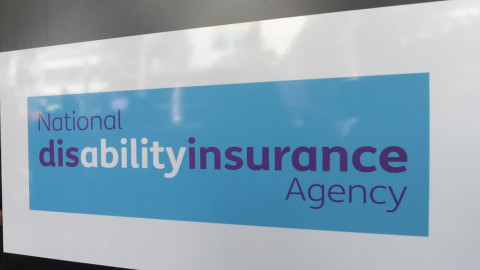 sign: national disability insurance agency