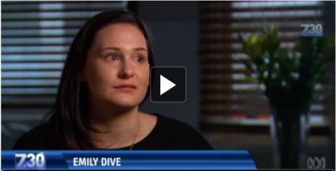 portrait of Emily Dive